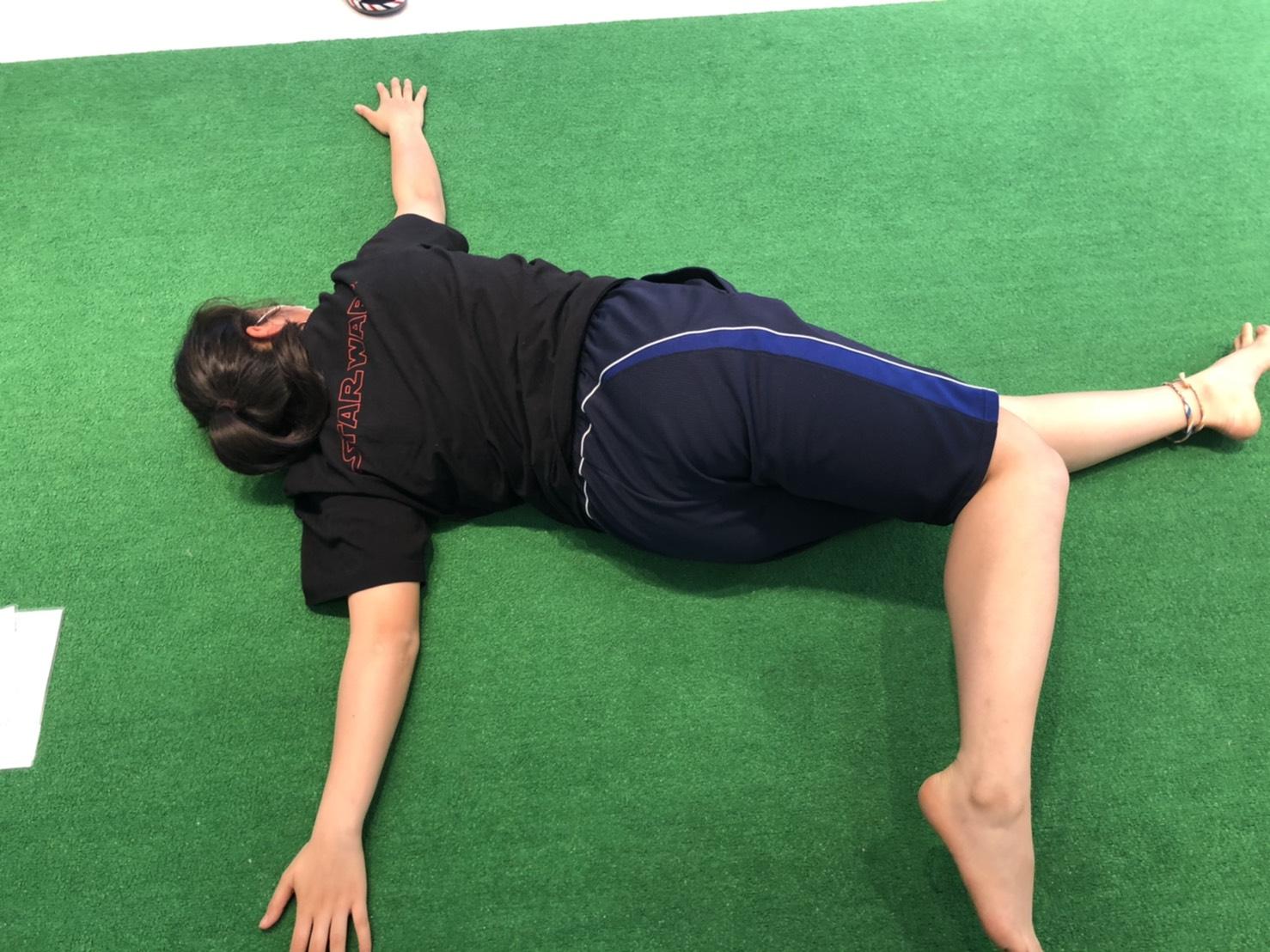 ストレッチ 腰痛